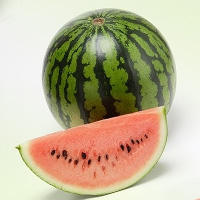 Watermelon Calories (83Cal/225g) and Nutrition Facts..