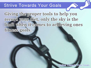 Striive Towards Your Goals