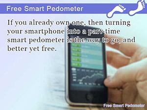 Free Smart Pedometer