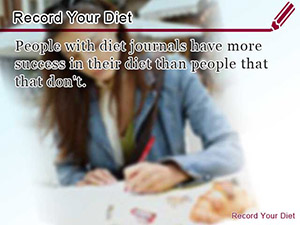 Record Your Diet