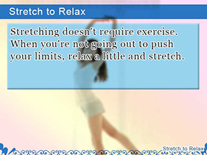 Stretch to Relax