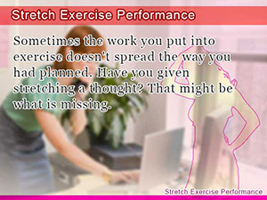 Stretch Exercise Performance