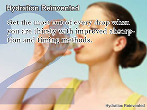 Hydration Reinvented