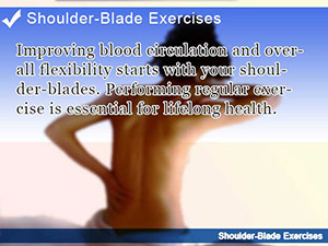 Shoulder-Blade Exercises