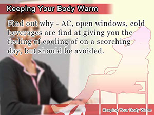 Keeping Your Body Warm
