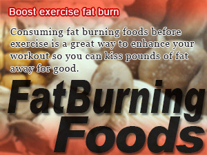 Boost exercise fat burn