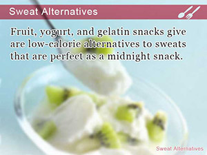 Sweat Alternatives