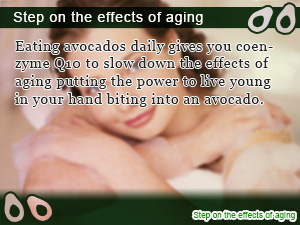 Step on the effects of aging