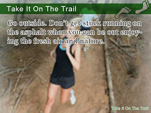 Take It On The Trail