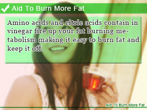 Aid To Burn More Fat