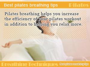 Best pilates breathing tips