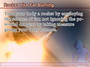 Rocket Like Fat Burning