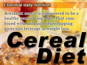 Essential daily nutrition
