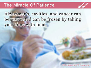 The Miracle Of Patience