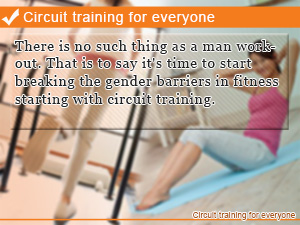 Circuit training for everyone