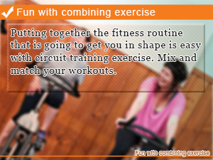 Fun with combining exercise