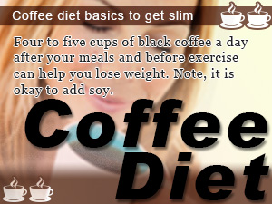 Coffee Diet: Benefits For Weight Loss To Help You Get Slim ...