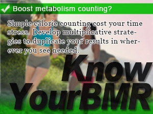 Boost metabolism counting?