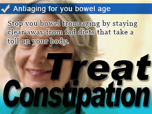 Antiaging for you bowel age