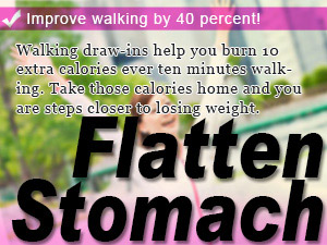 Improve walking by 40 percent!