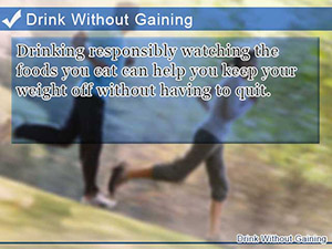 Drink Without Gaining