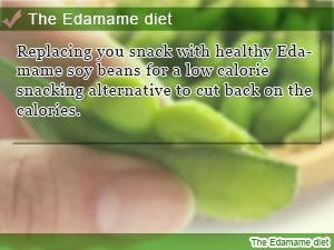 The Edamame diet