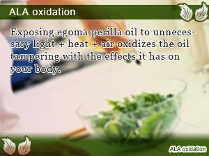 ALA oxidation