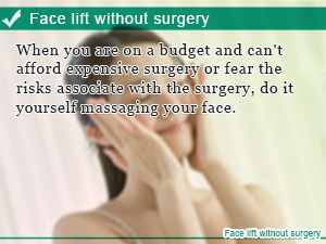 Facial massage for a natural facelift without surgery slism solutioingenieria Gallery