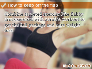 How to keep off the flab