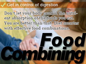 Get in control of digestion