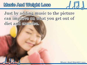 Music And Weight Loss