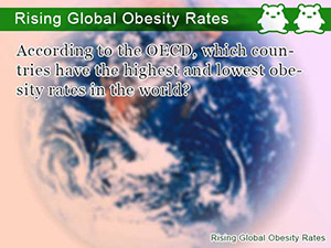 Rising Global Obesity Rates