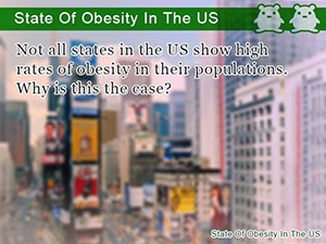 State Of Obesity In The US