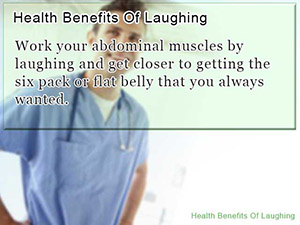 Health Benefits Of Laughing