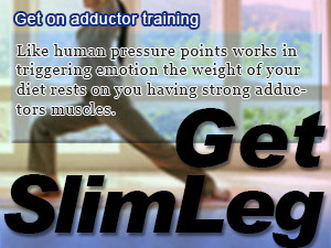 Get on adductor training