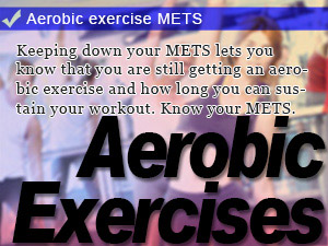Aerobic exercise METS