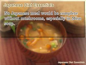 Japanese Diet Essentials