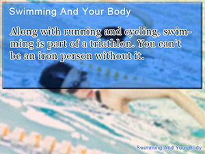 Swimming And Your Body