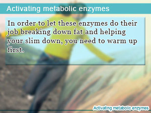 Activating metabolic enzymes