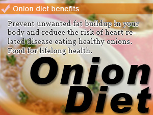 Onion diet benefits