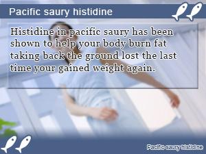 Pacific saury histidine