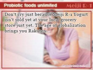 Probiotic foods unlimited