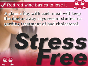 Red red wine basics to lose it