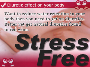 Diuretic effect on your body