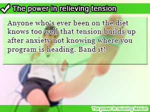 The power in relieving tension