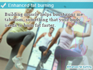 Enhanced fat burning