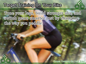Target Training On Your Bike