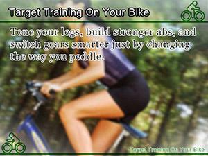 Target Training On Your Bike