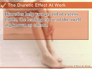 The Diuretic Effect At Work