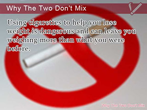 Why The Two Don't Mix